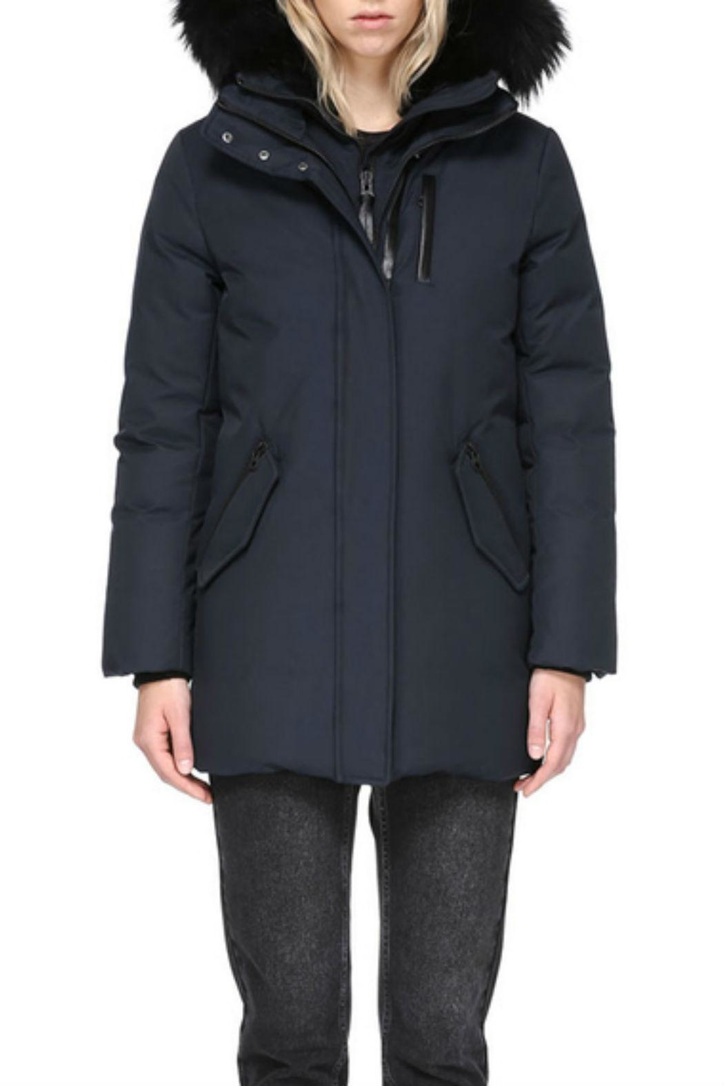 Mackage Marla-B Down Coat - Front Cropped Image