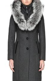 Mackage Mila X Wool Coat - Product Mini Image