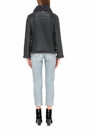 Mackage Minna Shearling Coat - Other