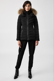Mackage Patsy-Fr Lightweight Down Jacket - Product Mini Image