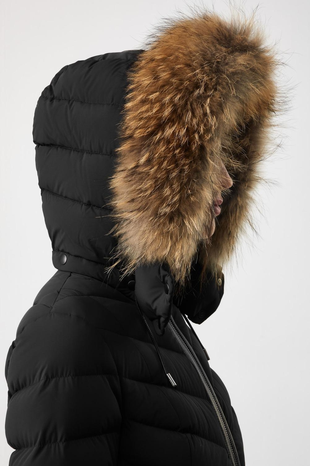 Mackage Patsy-R Down Jacket - Side Cropped Image