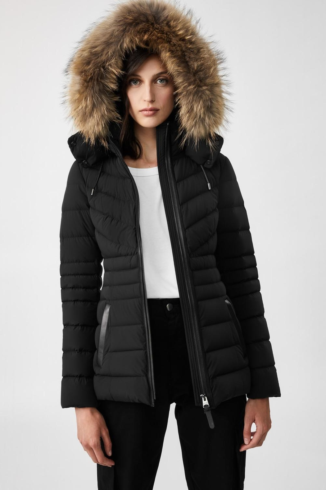 Mackage Patsy-R Down Jacket - Front Full Image