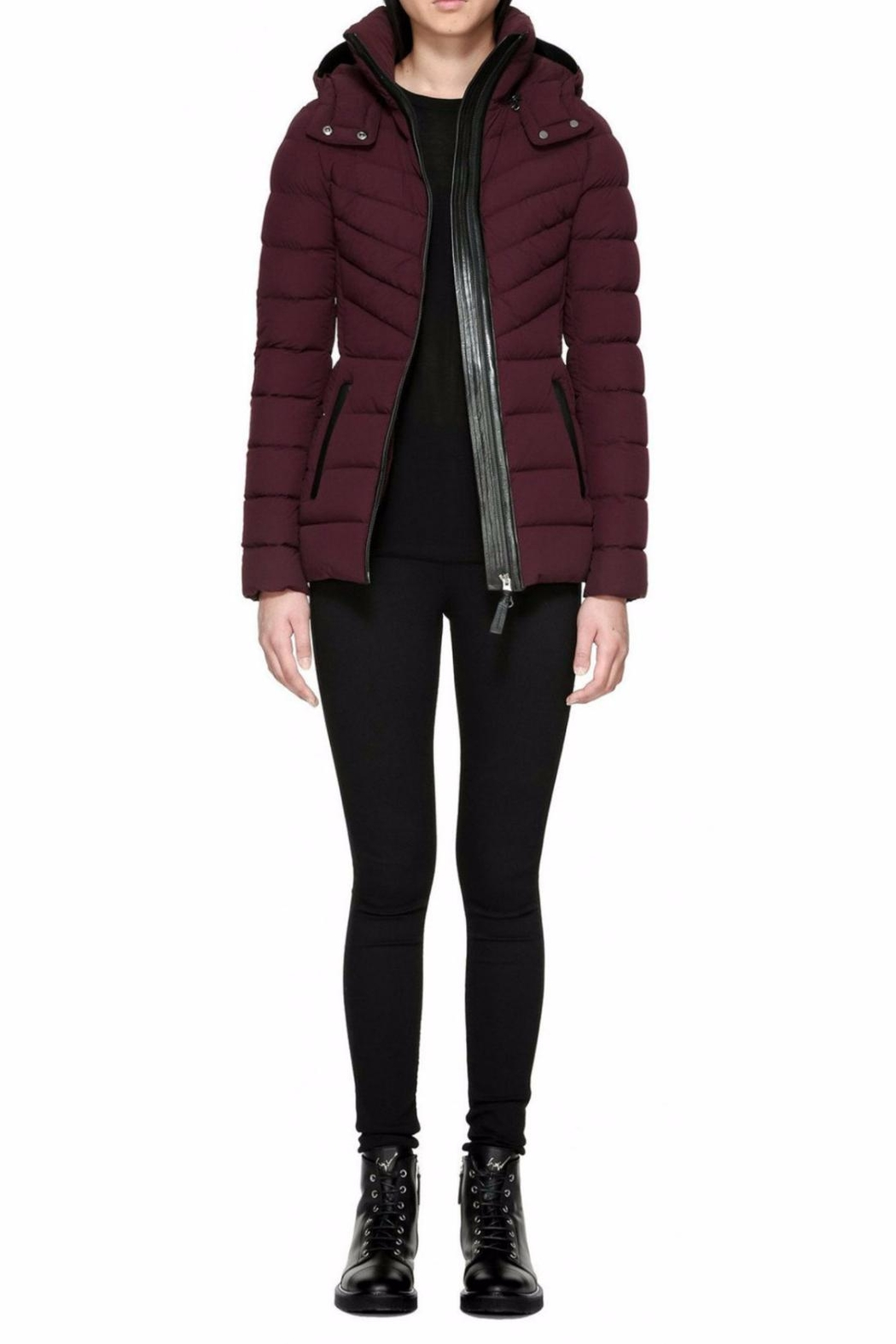Mackage Patti Down Jacket - Front Full Image