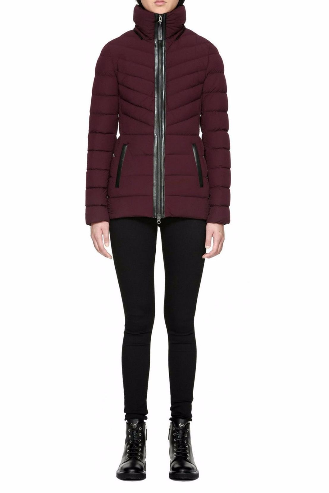 Mackage Patti Down Jacket - Side Cropped Image