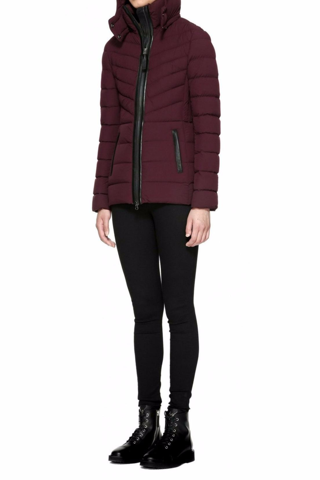 Mackage Patti Down Jacket - Back Cropped Image
