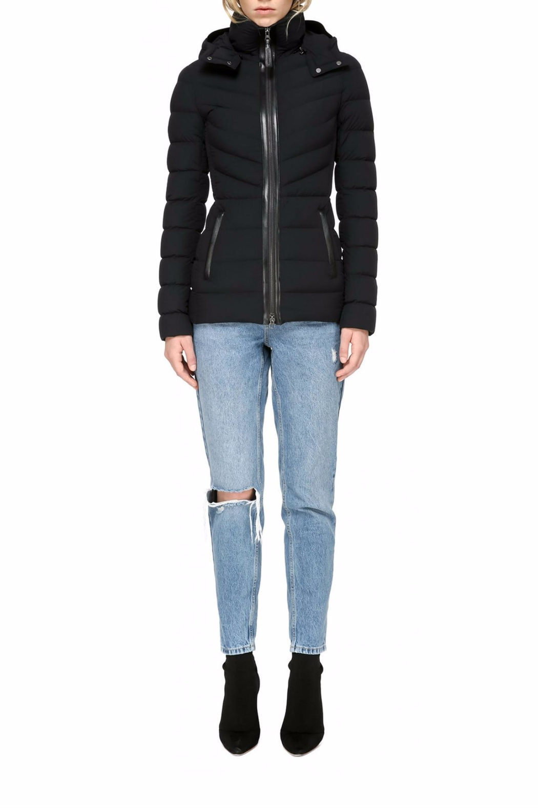 Mackage Patti Down Jacket - Front Cropped Image