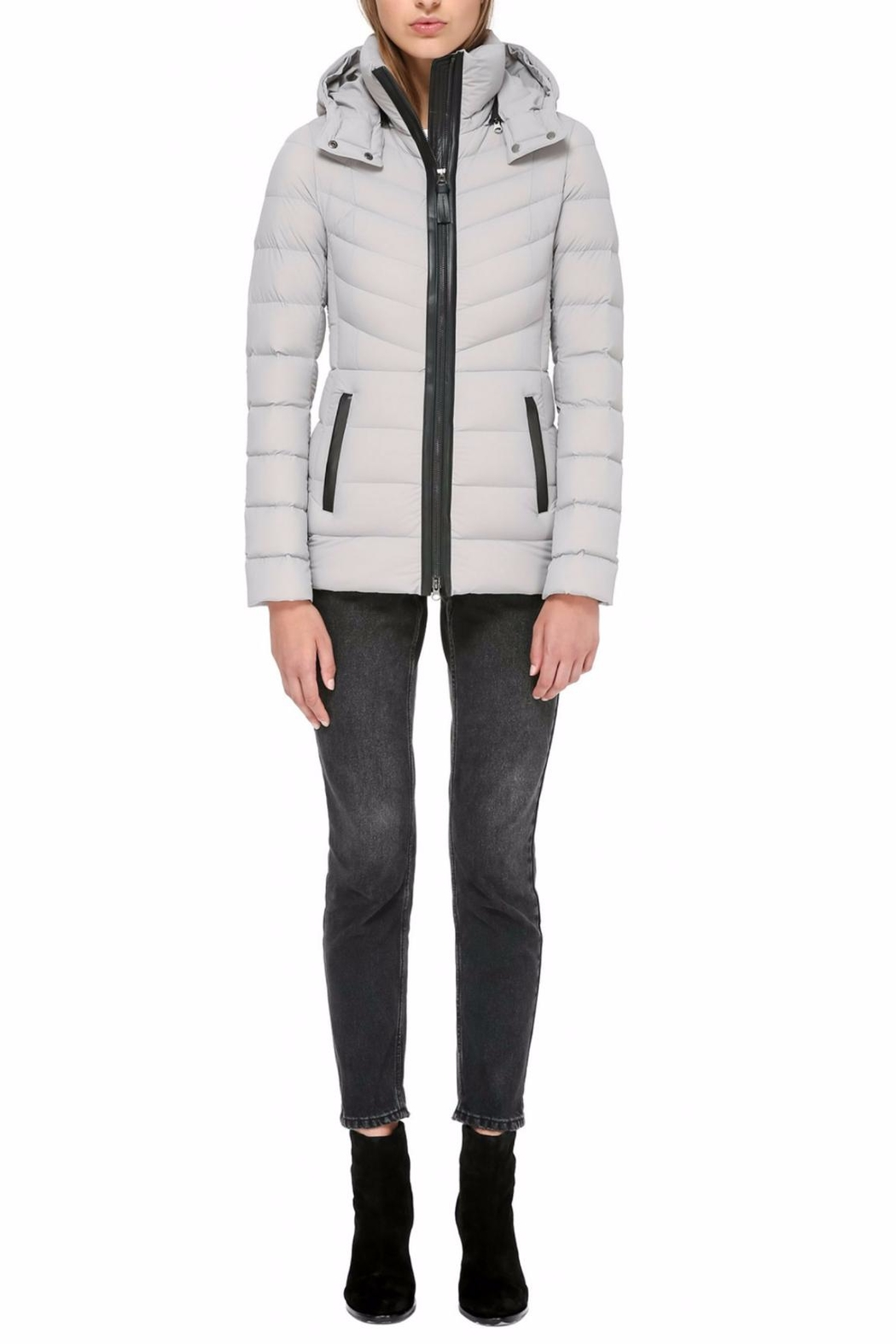 Mackage Patti-X Down Coat - Side Cropped Image