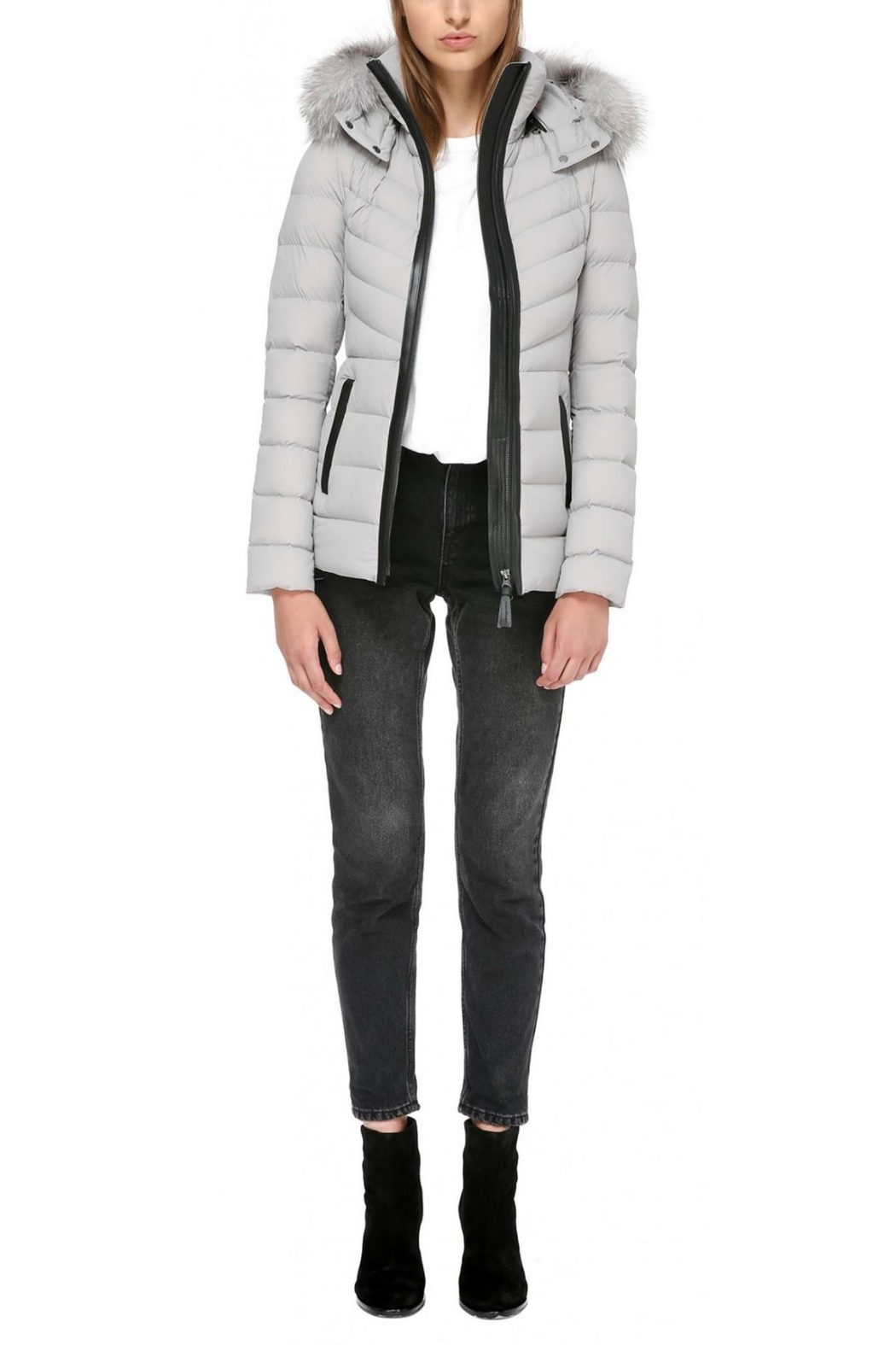 Mackage Patti-X Down Coat - Front Full Image