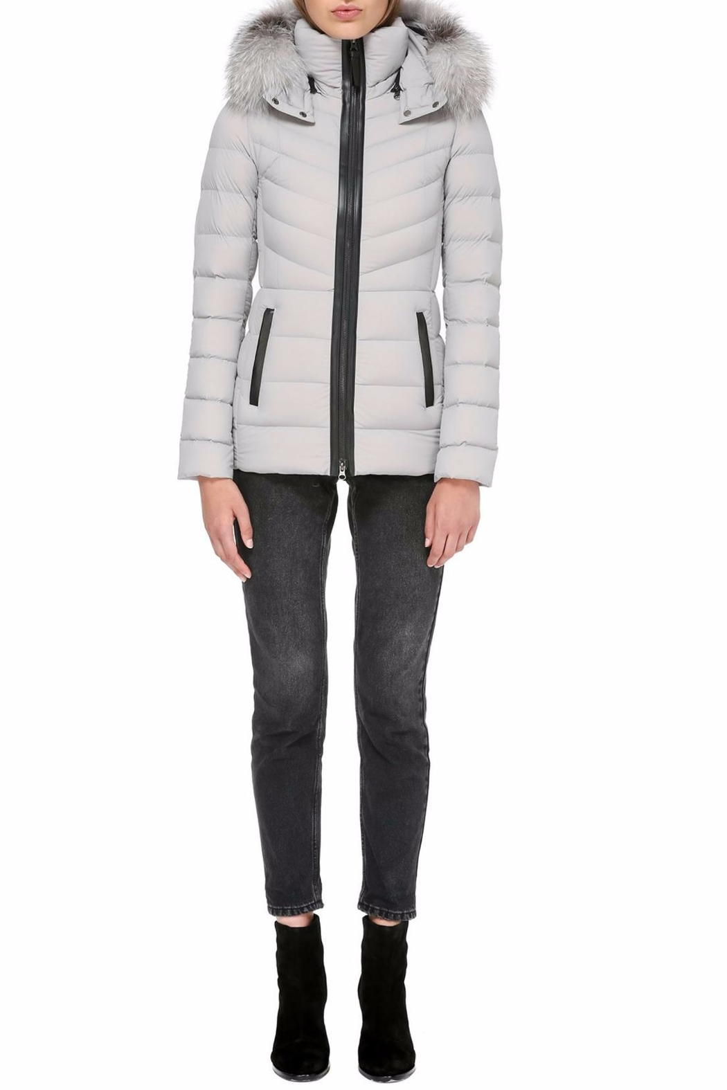 Mackage Patti-X Down Coat - Front Cropped Image