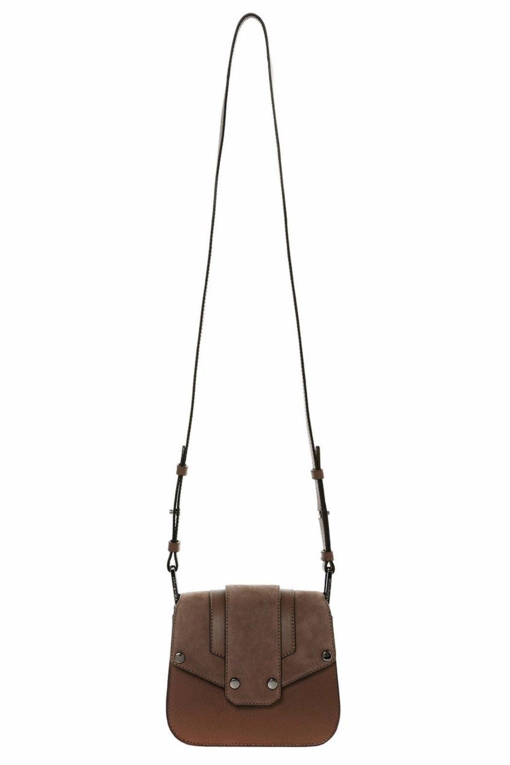 Mackage Polly Leather Crossbody - Side Cropped Image