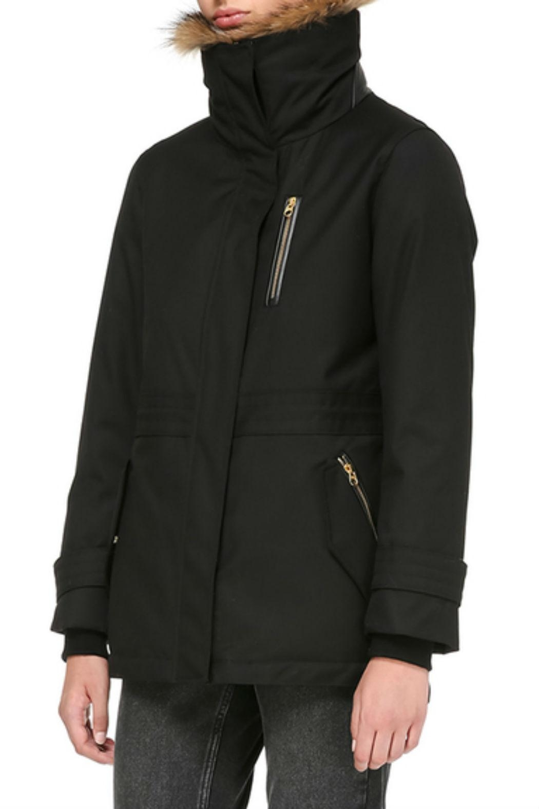 Mackage Rani Down Coat - Back Cropped Image