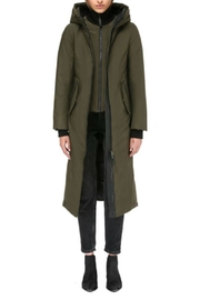 Mackage Rebeka Down Coat - Front full body