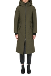 Mackage Rebeka Down Coat - Front cropped