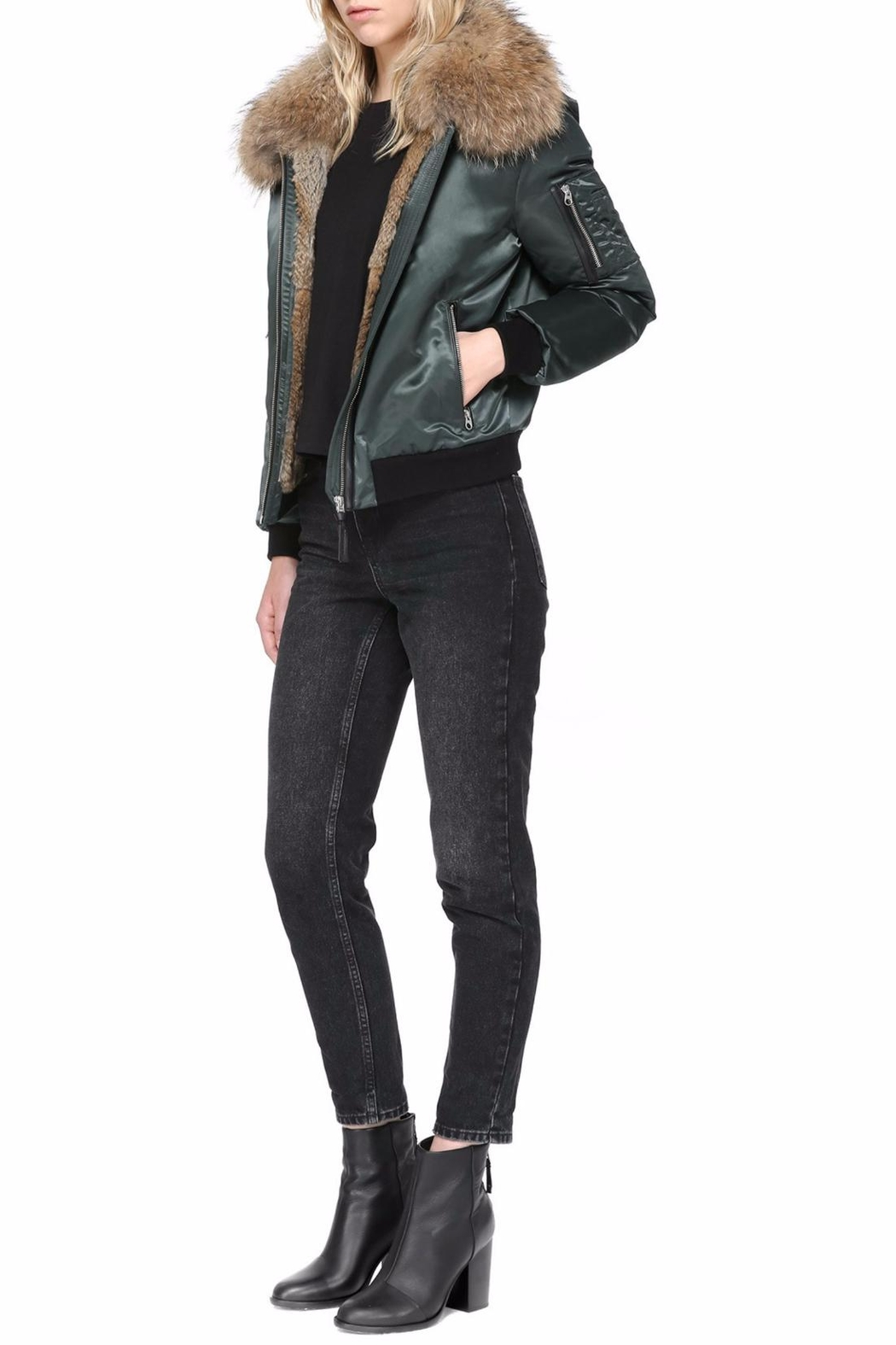 Mackage Rella Bomber Jacket from Montreal by Boutique TAG — Shoptiques