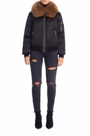 Mackage Rella Bomber Jacket - Front cropped