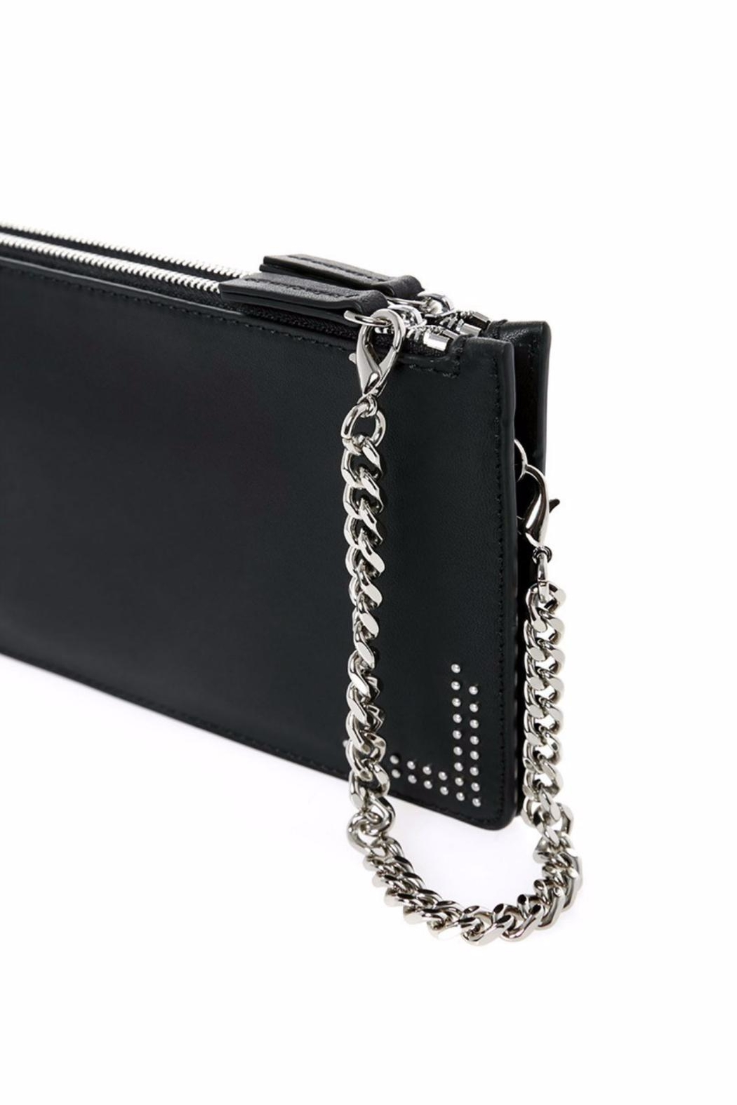 Mackage Rem Leather Pouch - Side Cropped Image