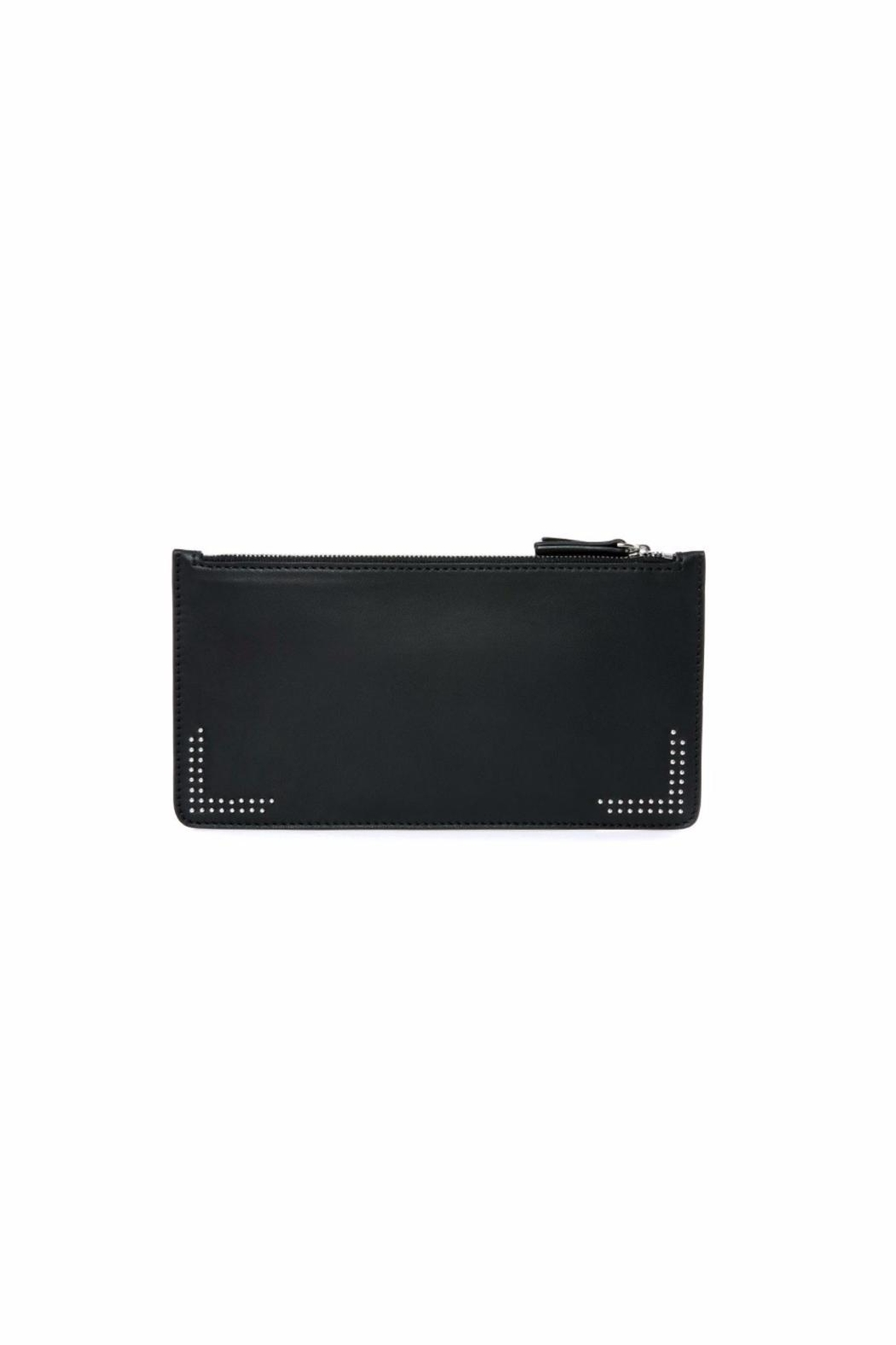Mackage Rem Leather Pouch - Back Cropped Image