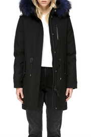 Mackage Rena-D Down Parka - Front full body
