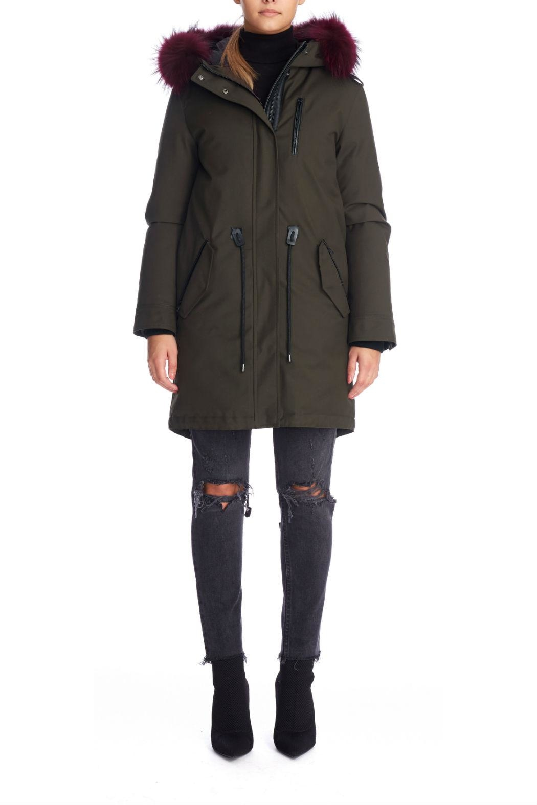 Mackage Rena D Down Parka - Front Cropped Image