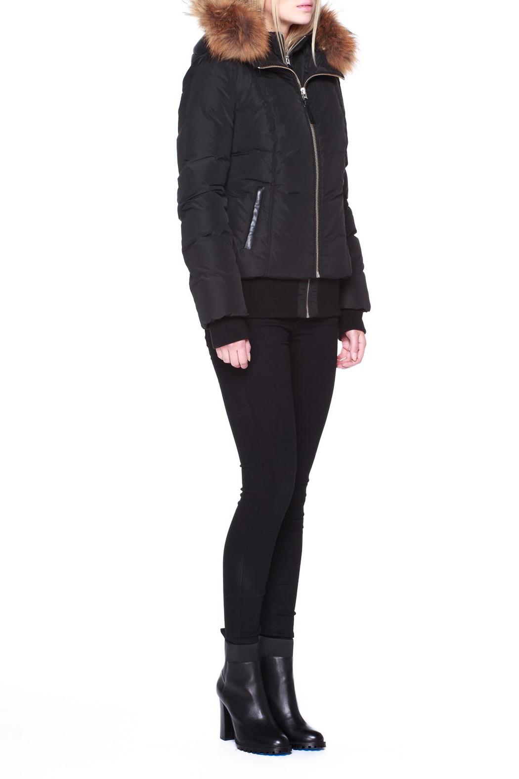 Mackage Romane Bomber Jacket from Montreal by Boutique TAG ...