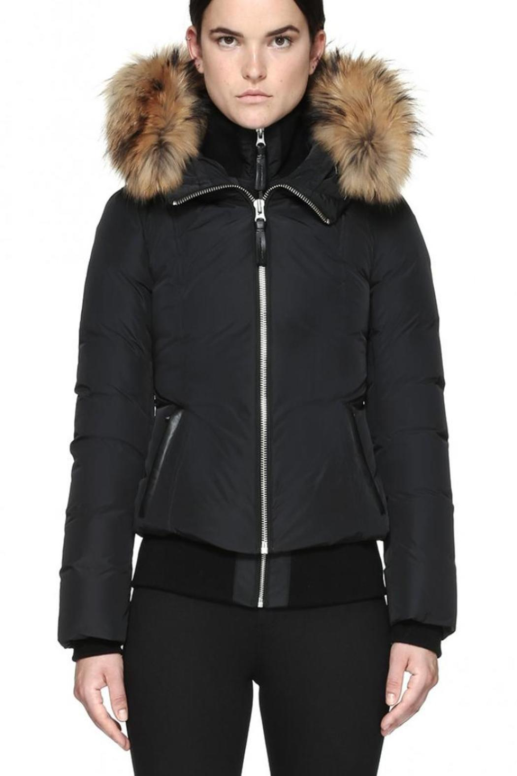 dccdb2383cb aliexpress mackage womens katryn hip length classic down jacket with fur  hood a3167 dc8f6  sweden mackage romane down coat front cropped image 867b9  27391