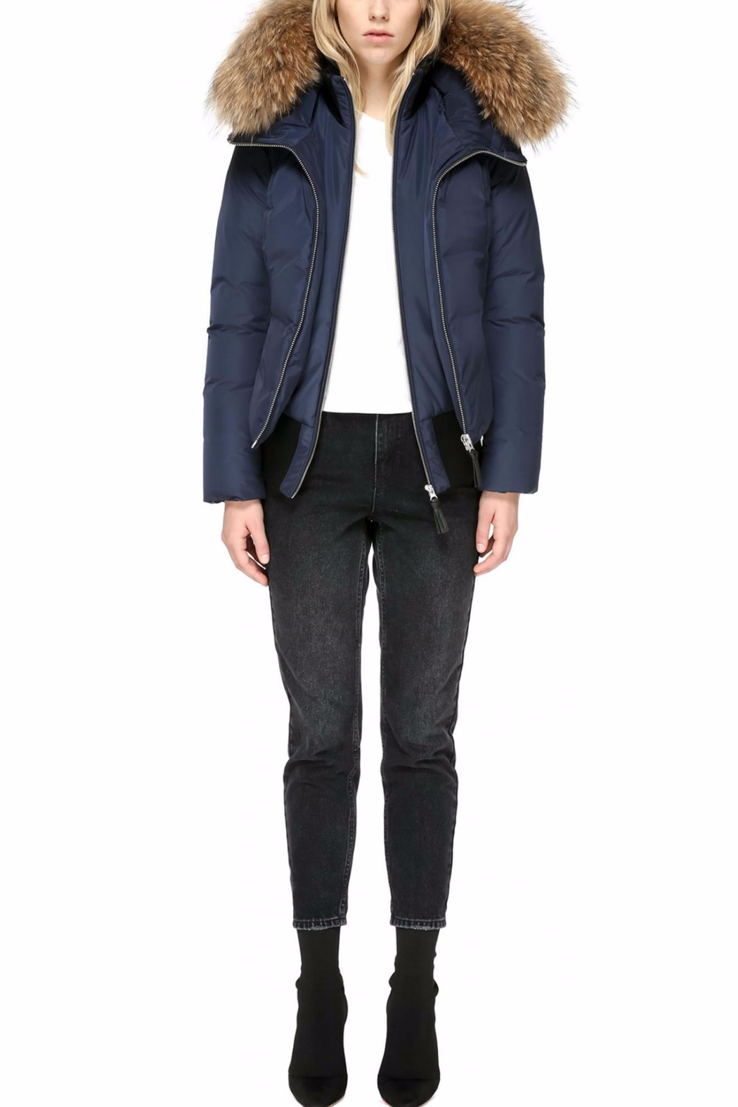 Mackage Romane Down Jacket - Side Cropped Image