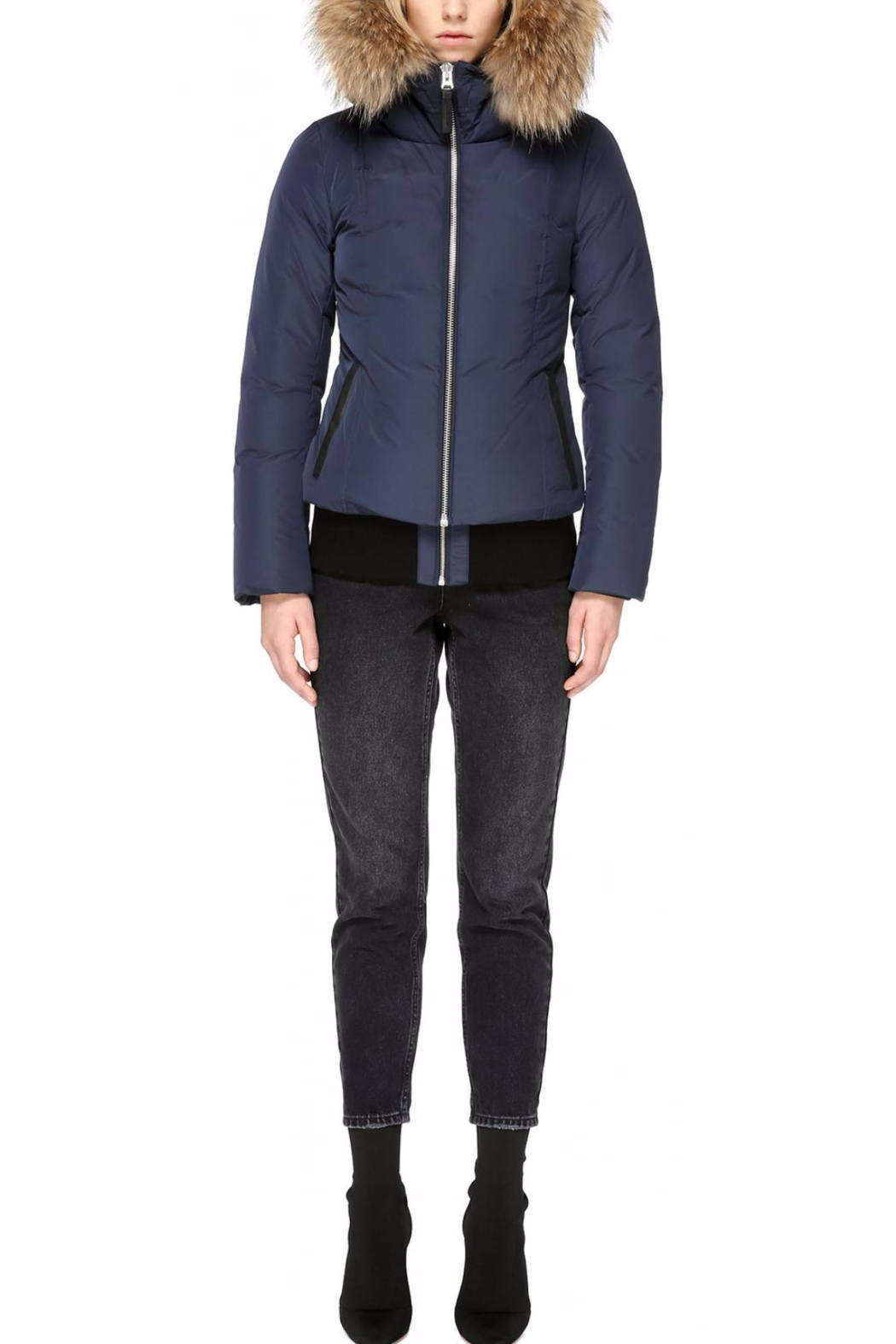 Mackage Romane Down Jacket - Front Cropped Image