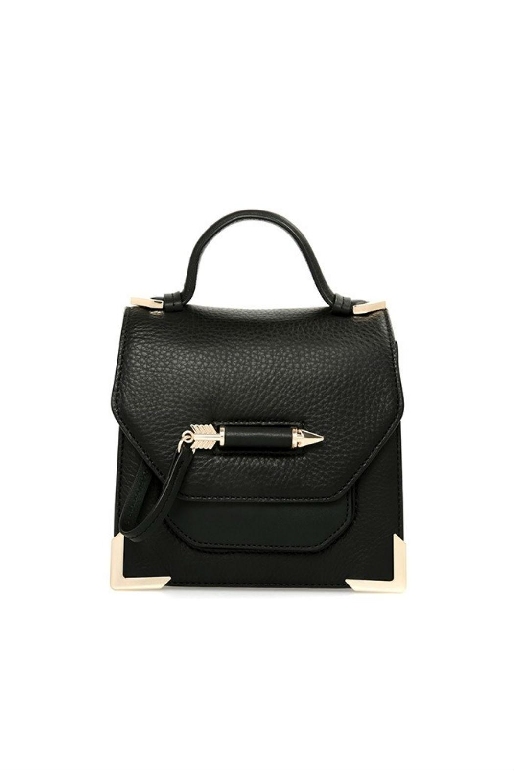 Mackage Rubie Leather Bag - Front Cropped Image