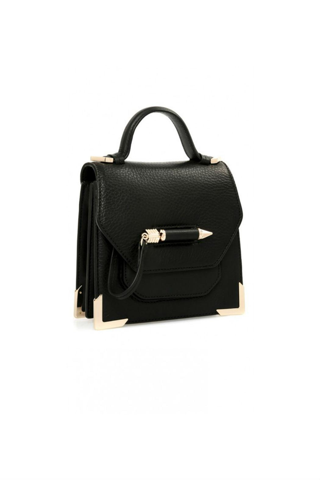 Mackage Rubie Leather Bag - Front Full Image