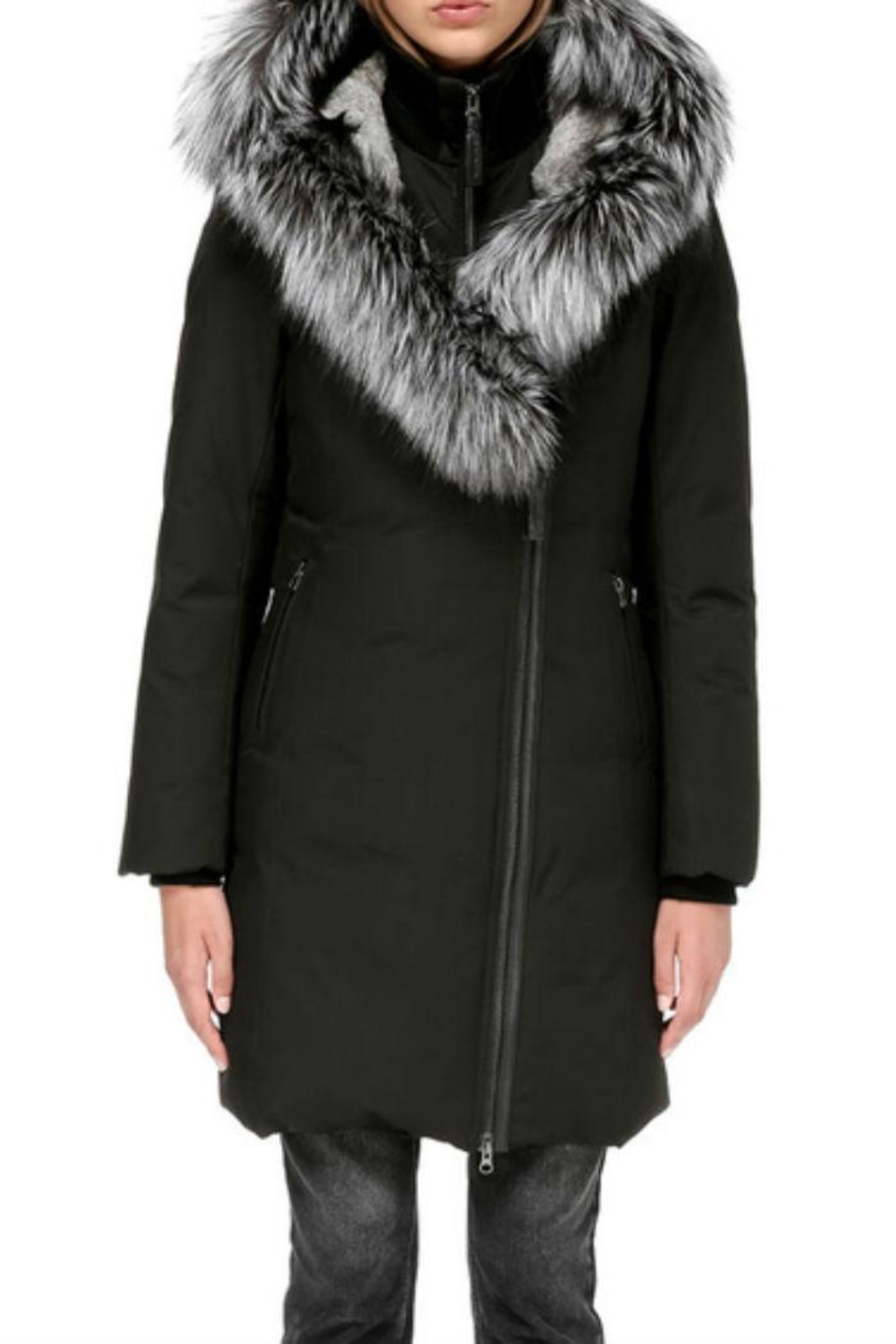 Mackage Teena-X Down Coat - Front Cropped Image