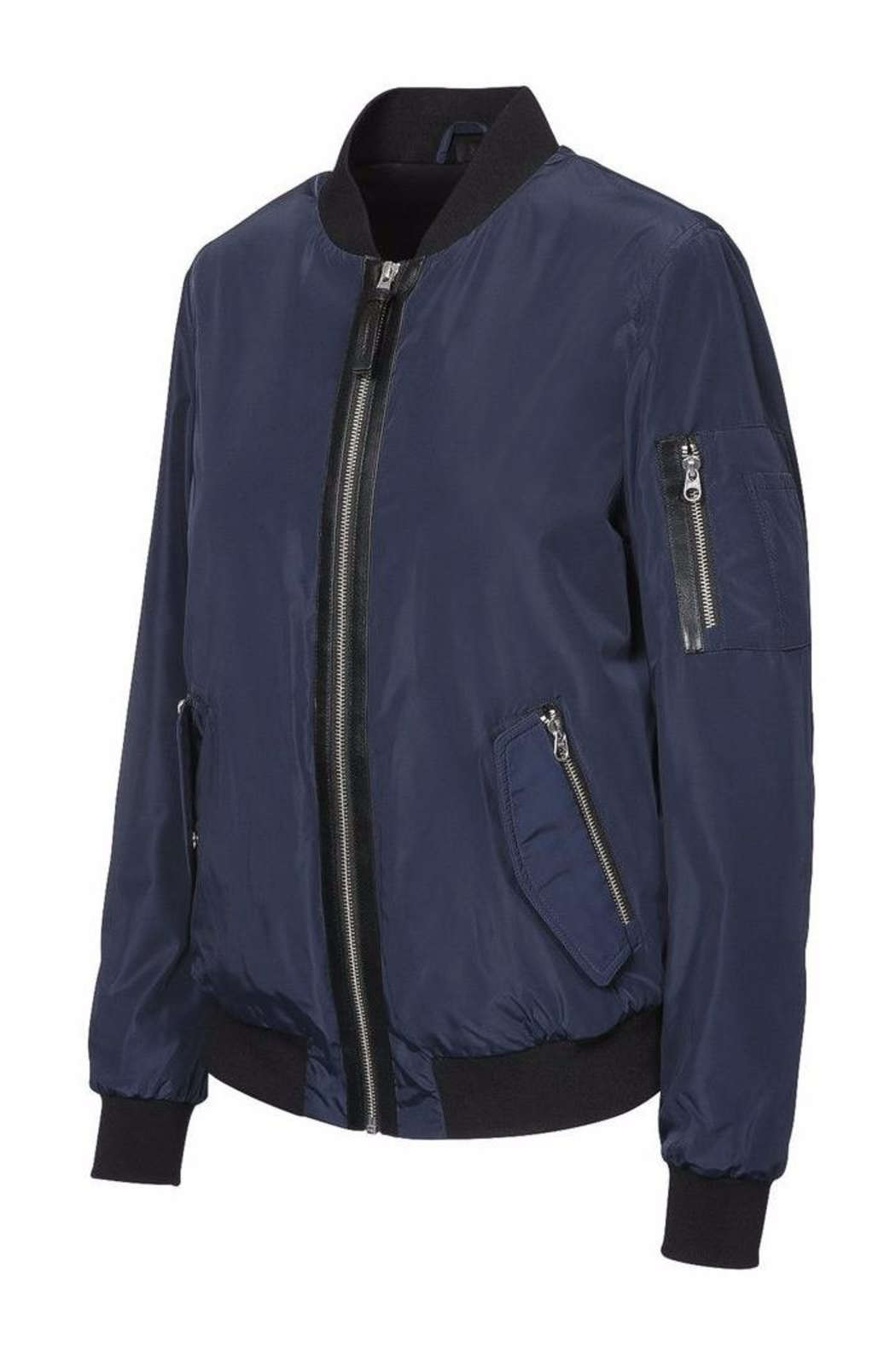 Mackage Verena Bomber Jacket from Montreal by Boutique TAG ...