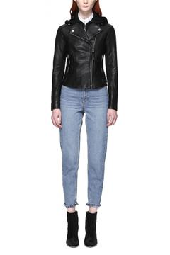 Shoptiques Product: Yoana Leather Jacket