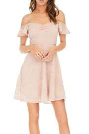 ASTR Mackenzie Mini Dress - Product Mini Image