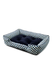 Mackenzie Childs Lg Dog Bed - Front cropped