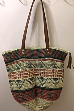 Billabong Macrame Beach Bag - Alternate List Image