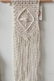 Kindred Mercantile Macrame Diamond Diva Wall Hanging - Product Mini Image