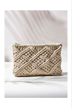 Giftcraft Inc.  Macrame Knit Purse - Product List Image