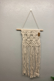 Kindred Mercantile Macrame Lilly Loop Wall Hanging - Product Mini Image