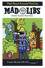 Penguin Books Mad About Animals Mad Libs - Product Mini Image