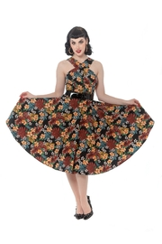 New Fifties Dresses | 50s Inspired Dresses Mad-For-Maui Dress $108.00 AT vintagedancer.com