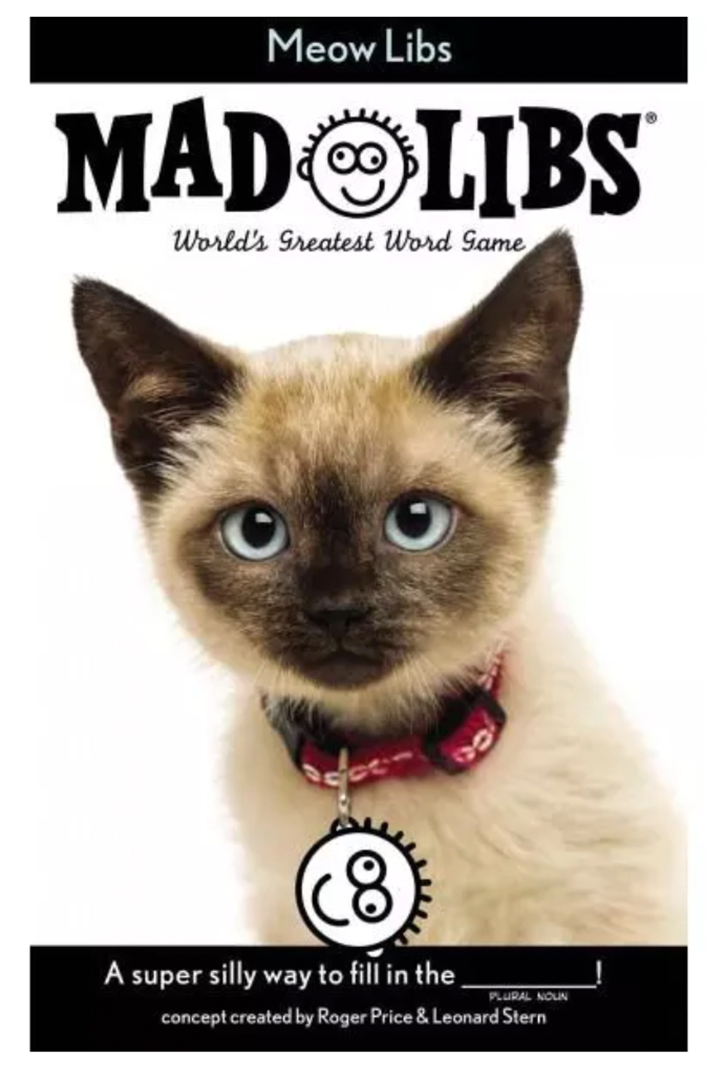 Penguin Books Mad Libs: Meow Libs - Front Cropped Image