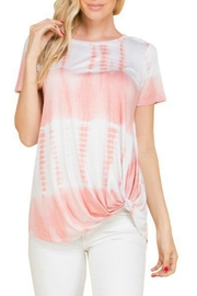 Mad Fit Blush Tiedye Top - Product Mini Image