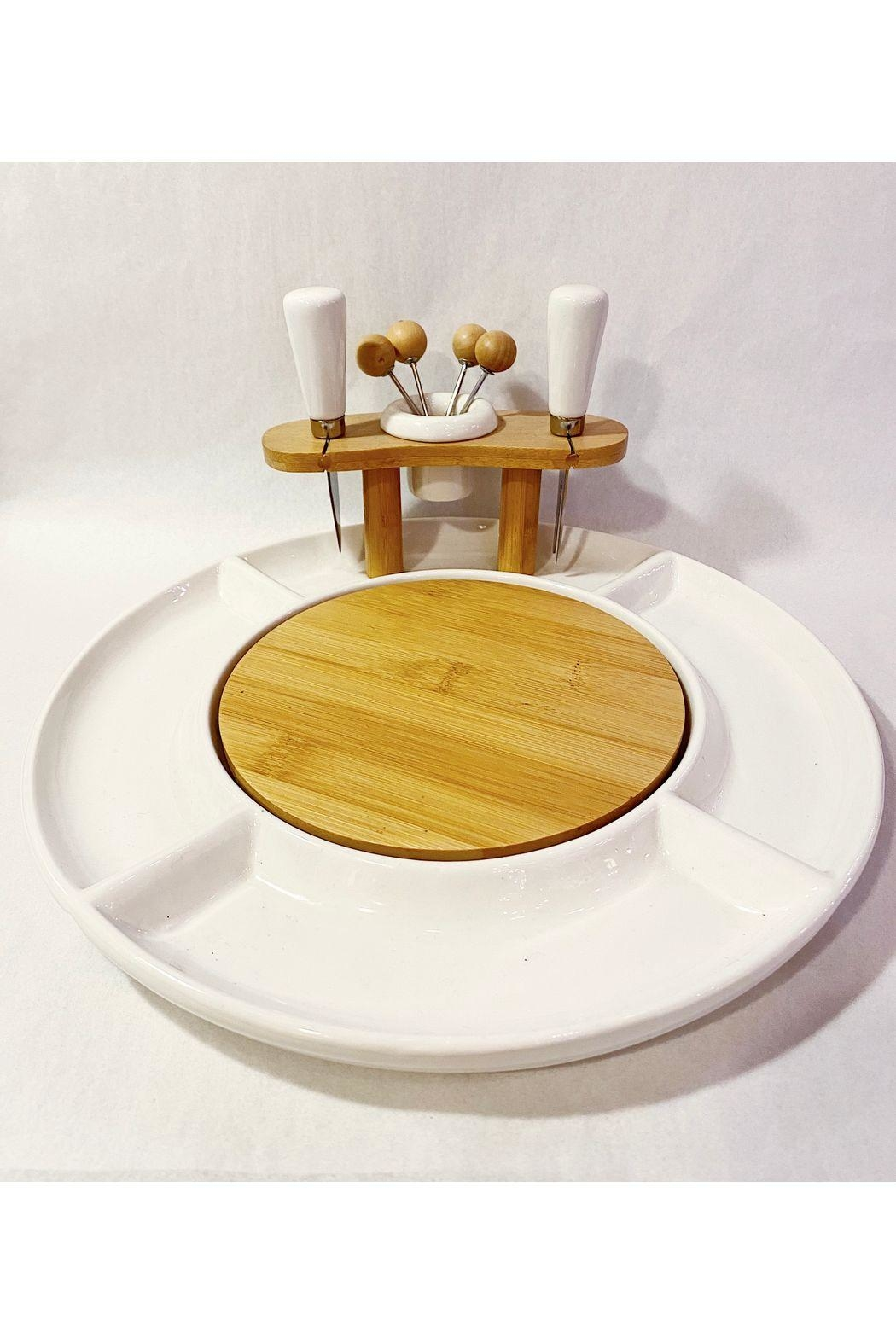 Mad Style Cheese Serving Set - Main Image