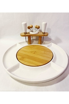Mad Style Cheese Serving Set - Alternate List Image