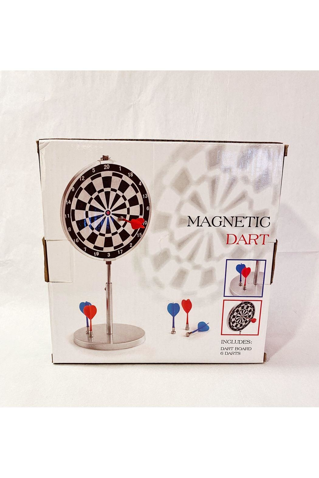 Mad Style Magnetic Dart Board - Main Image