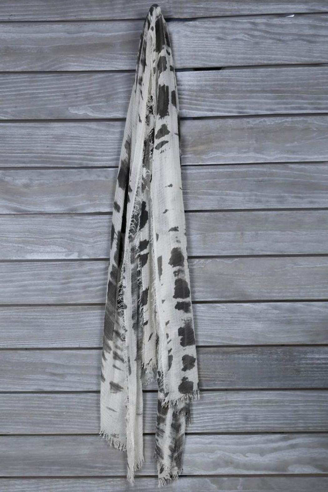 Mad Style Tie-Dye Scarf - Main Image