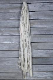 Mad Style Tie-Dye Scarf - Front cropped