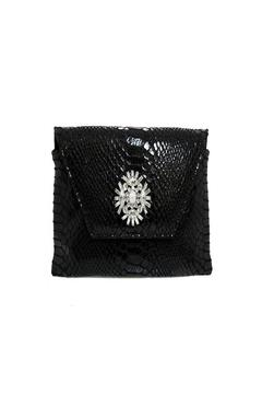 Madame Mathilde Petite Black Clutch - Product List Image