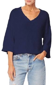 360Sweater Maddie Cotton Sweater - Product List Image