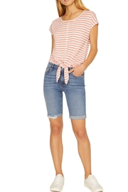Sanctuary Maddy City Stripe Tee - Front cropped